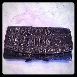 Handbags - Real crocodile Wallet 🤭🐊 NEW